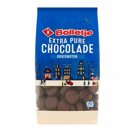 Bolletje Extra Dark Chocolate Kruidnoten