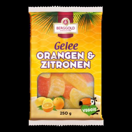 Berggold Gelee Orange & Lemon