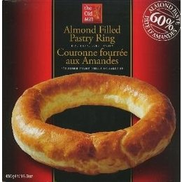 The Old Mill Almond Filled Pastry Ring