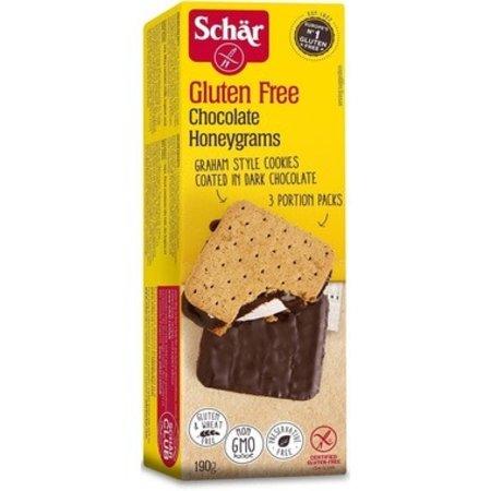 Schar Chocolate  Honeygrams Gluten Free