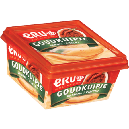 Eru Spreadable Cheese Sambal 100g