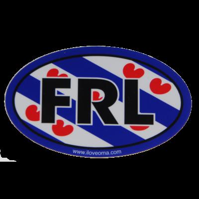 Friesland Sticker