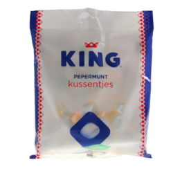 King Peppermint Pillow Mints