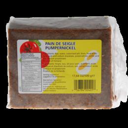 Van Der Meulen Rye Bread Pumpernickel (Tomato)