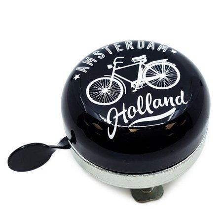 Bike Bell Amsterdam Black