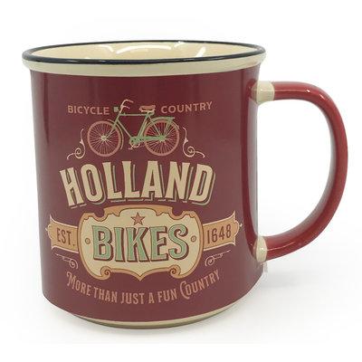 Matix Vintage Mug - Holland Bikes