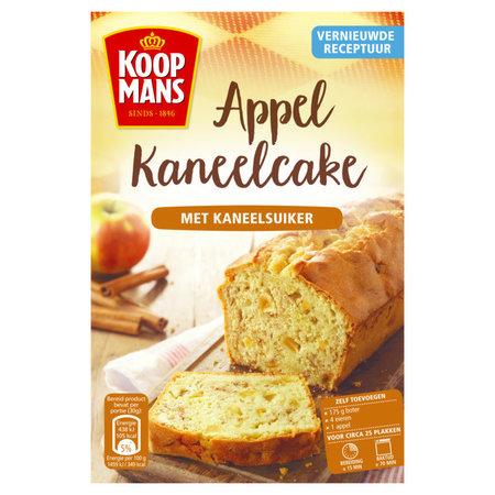 Koopmans Apple Cinnamon Cake Mix