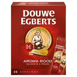 Douwe Egberts Instant Red Coffee Sticks 45g