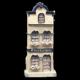 Amsterdam Restaurant  Magnet