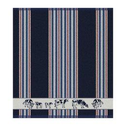 Hand Towel  Frisian Blue Cows DDDDD