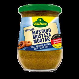 Kuhne Sweet Bavarian Mustard 250ml