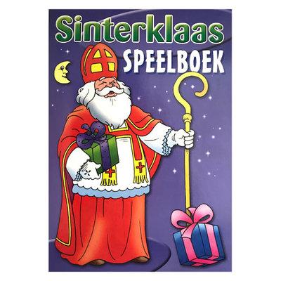Sinterklaas Speelboek