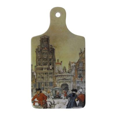 Anton Pieck Cheese Board Amsterdam