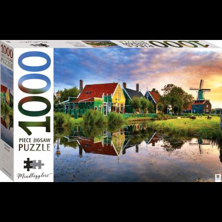 Zaandam Puzzle 1000pc