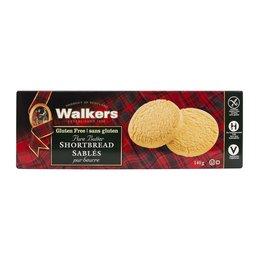 Walkers Shortbread Cookies Gluten Free