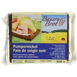 Bauern Brot Pumpernickel Bread 500g