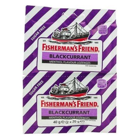 Fisherman's Friend Blackcurrant Sugar Free