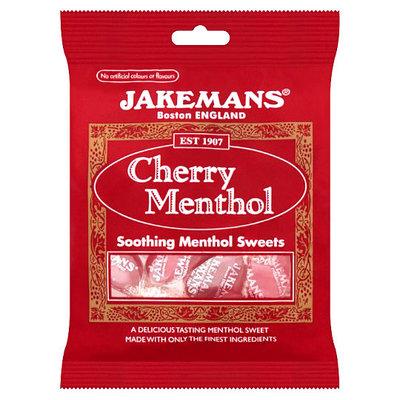 Jakemans Cherry Menthol Throat & Chest Lonzenges
