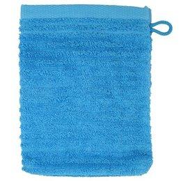 Face Cloth Blue