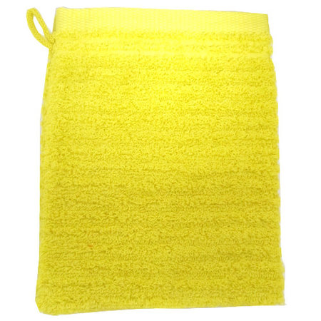 Face Cloth Yellow