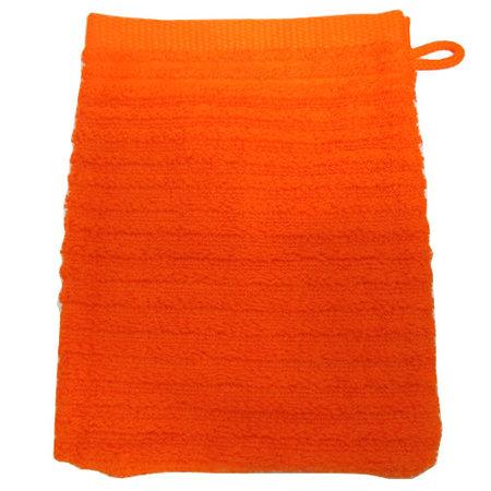 Face Cloth Orange
