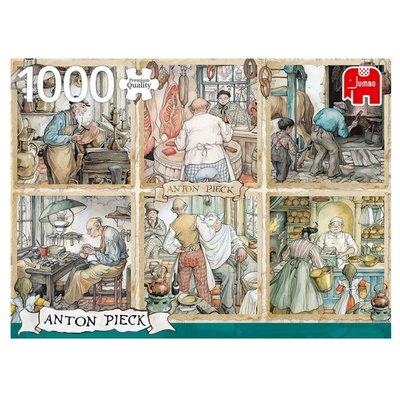 Anton Pieck Craftmanship Puzzle 1000pc