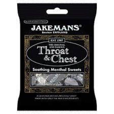 Jakemans Throat & Chest Lonzenges