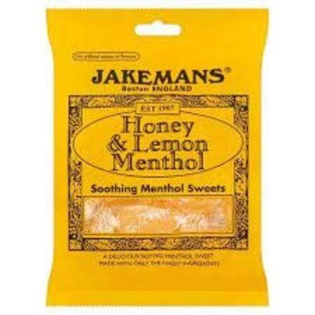 Jakemans Lemon & Honey Throat & Chest Lonzenges