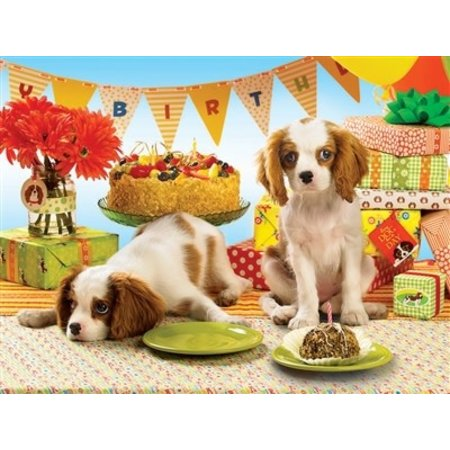 Every Dog Has Its Day Puzzle 1000pc