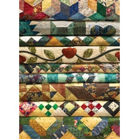 Grandma's Quilts Puzzle 1000pc