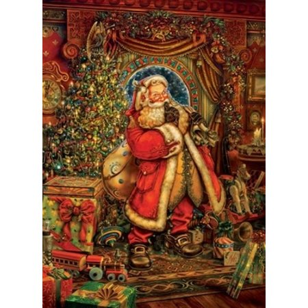 Christmas Presence Puzzle 1000pc