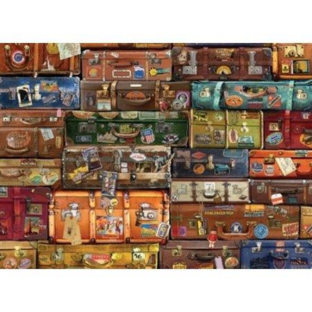 Luggage Puzzle 1000pc