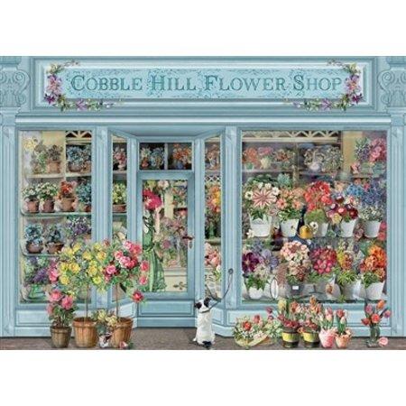 Parisian Flowers Puzzle 1000pc