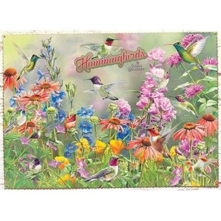 Hummingbirds Puzzle 1000pc