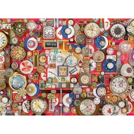 Timepieces Puzzle 1000pc