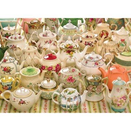Teapots Too Puzzle 1000pc