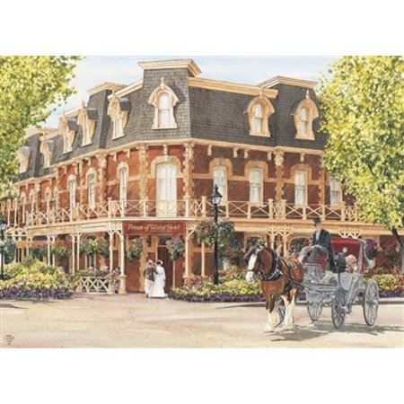 Prince of Wales Hotel Puzzle 1000pc