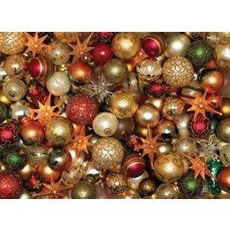 Christmas Balls Puzzle 500pc