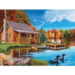Loon Lake Puzzle 500pc