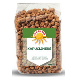 Dried Kapucijners 500g