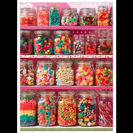 Candy Shelf Puzzle 500pc