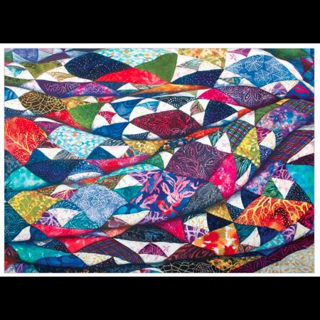 Portrait of a Quilt Puzzle 500pc