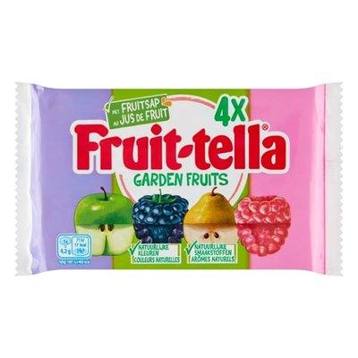 Fruittella Garden Fruit 4 pack