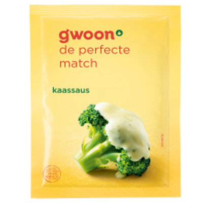Gwoon Vegetable Cheese Sauce