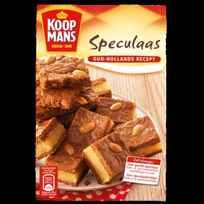 Koopmans Speculaas Mix 400g
