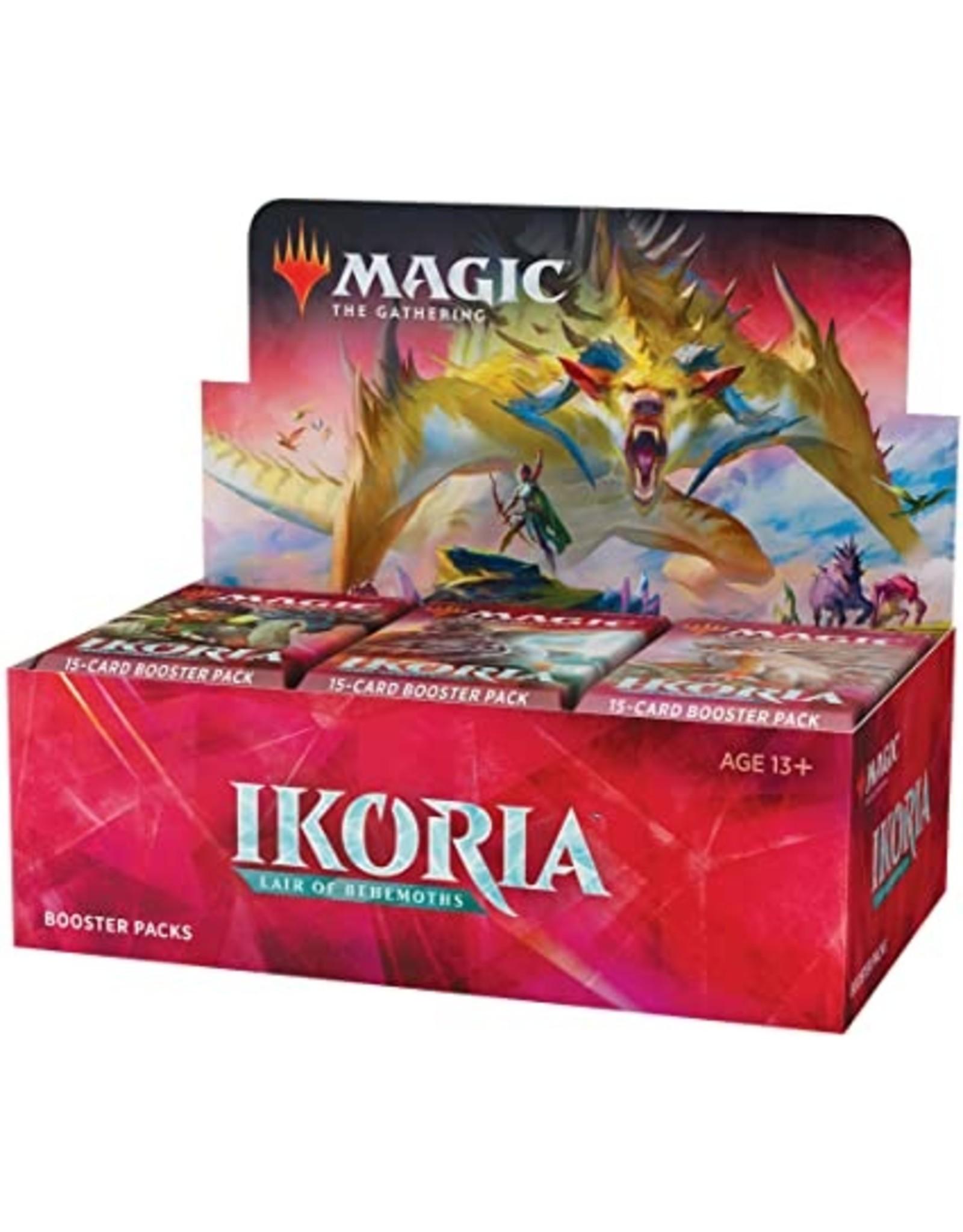 Magic: The Gathering Ikoria Draft Booster Box PREORDER May 15, 2020