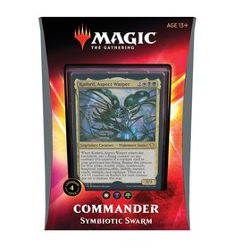 Magic: The Gathering Commander 2020 - Symbiotic Swarm (WBG)