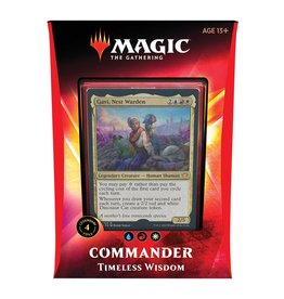 Magic: The Gathering Commander 2020 - Timeless Wisdom (URW)