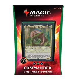 Magic: The Gathering Commander 2020 - Enhanced Evolution (BGU) PREORDER MAY 15, 2020
