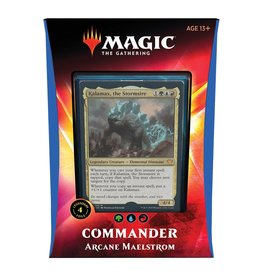 Magic: The Gathering Commander 2020 - Arcane Maelstrom (GUR)